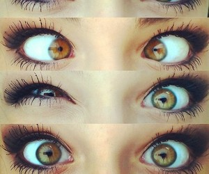eyes, photography, and andrea russett image