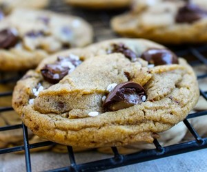 Cookies, brown butter, and butterscotch image