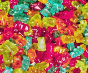 food, sweet, and bear image