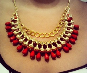 collar, necklace, and collares image