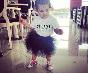 baby, cute, and celine image