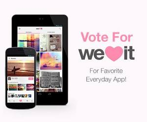 vote and we heart it image