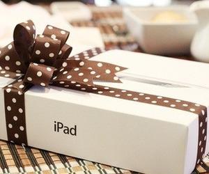 ipad, gift, and apple image