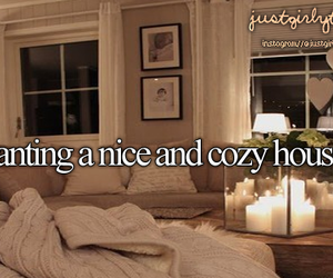 house, cozy, and nice image