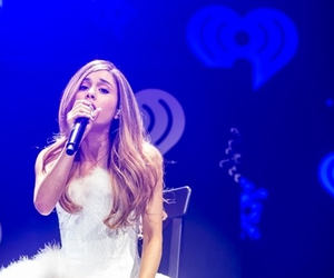 ariana grande, hair, and singer image