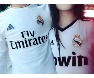 jersey, real madrid, and lovers image