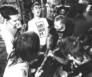 we came as romans band image