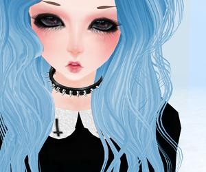 imvu and blue image