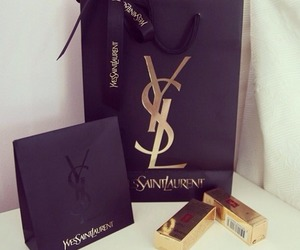 YSL, luxury, and Yves Saint Laurent image