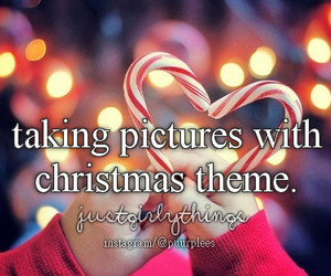 christmas, pictures, and justgirlythings image