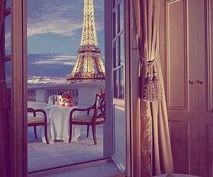 hotel, pais, and paris image