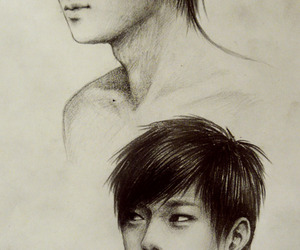 drawing, fanart, and flawless image