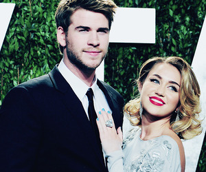 miley cyrus and couple image