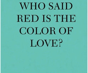 love, tiffany, and red image