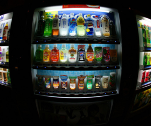 badass, photography, and vending machine image