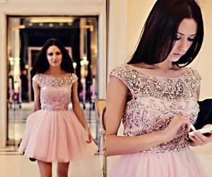 beautiful, girly, and pink image