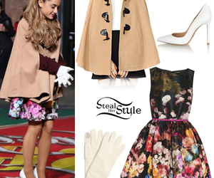 ariana grande and outfit image