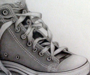 draw and shoes image