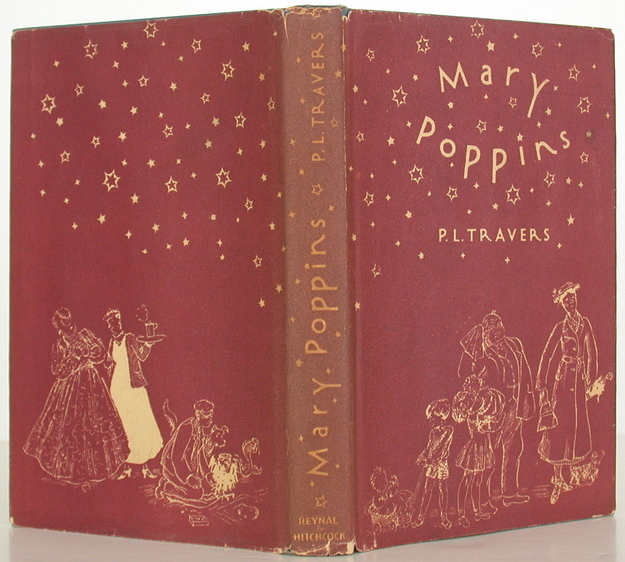 book and Mary Poppins image