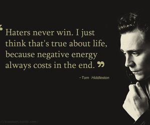 quote and tom hiddleston image