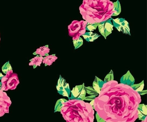 roses, love pink, and Victoria's Secret image
