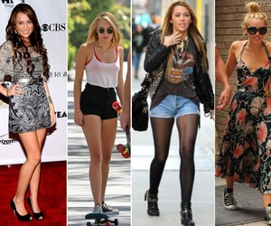 diva, looks, and miley cyrus image