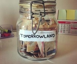 Tomorrowland, money, and Dream image