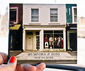 music, mumford and sons, and sigh no more image