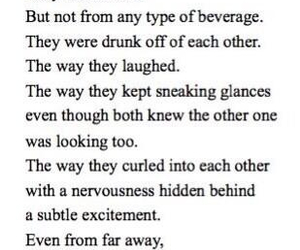 couple, love, and drunk image