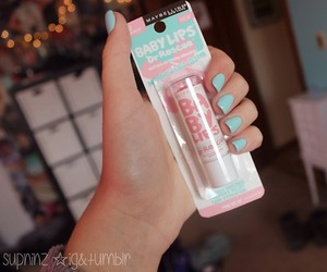 baby lips, beauty, and tumblr image