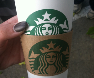 addiction, beauty, and coffe image