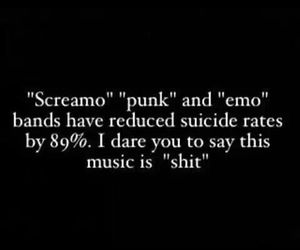 music, emo, and punk image