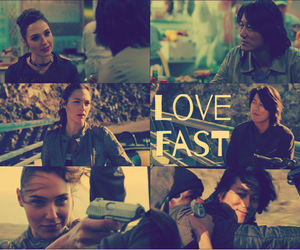 couple, love, and fast and furious image