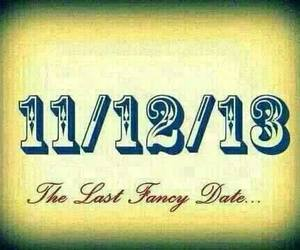 date, fancy, and today image