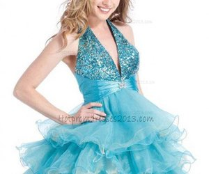 short prom dress image