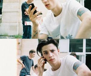 Ash Stymest, model, and boy image