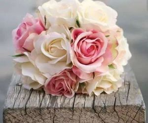 beautiful, roses, and flowers image