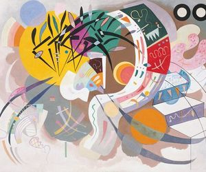abstraction, wassily kandinsky, and art image