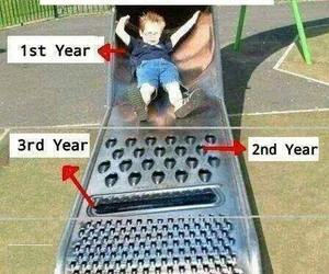 funny, college, and kids image