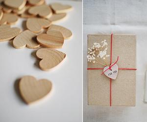 diy, wraping, and gift image