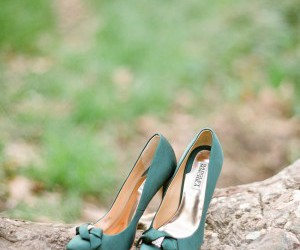 green, heels, and nature image