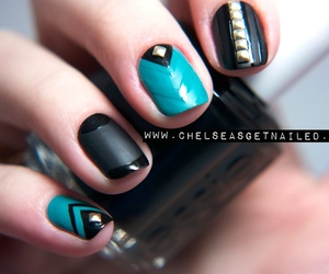 beauty, nail, and nails image