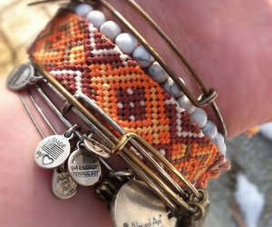 accessories, beads, and beautiful image