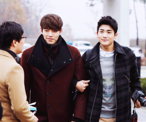 kim woo bin, the heirs, and kdrama image