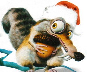 ice age and scrat image