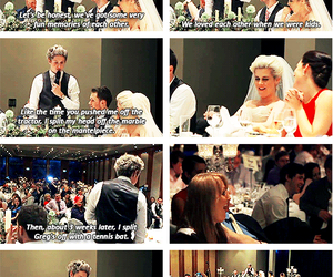 niall horan, wedding, and one direction image