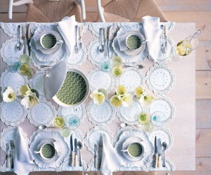 dinner party image