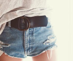 shorts, fashion, and girl image