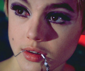 edie sedgwick, girls, and dream eyebrows image
