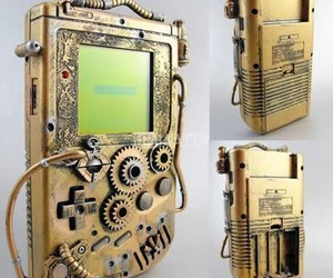 custom, game boy, and games image